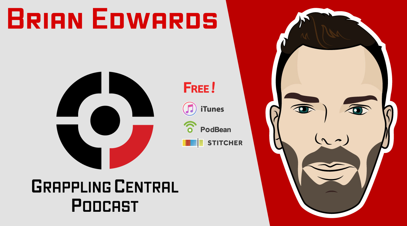 Brian Edwards, Swampfox Jiu-Jitsu, BJJ Podcast