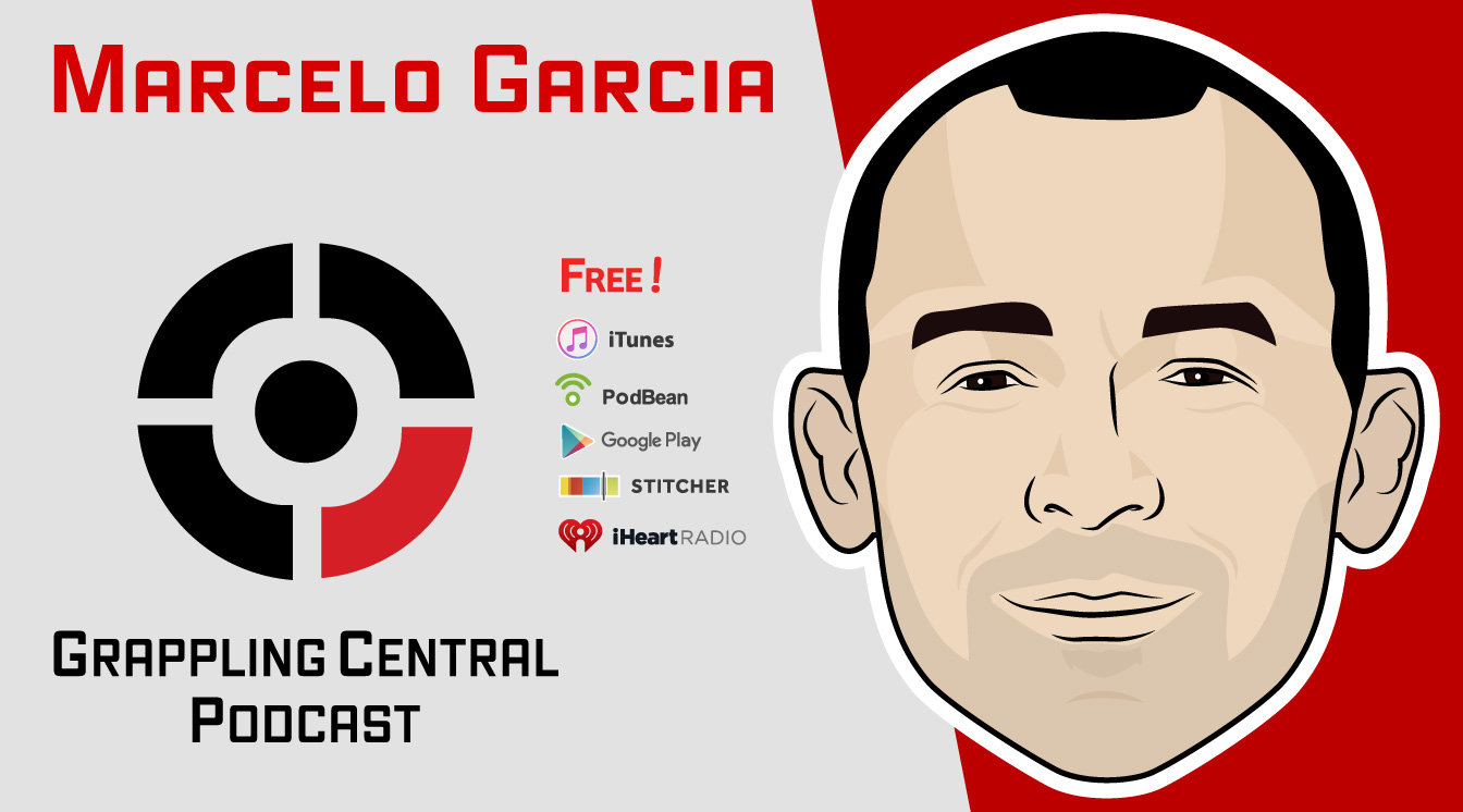 Marcelo Garcia interview