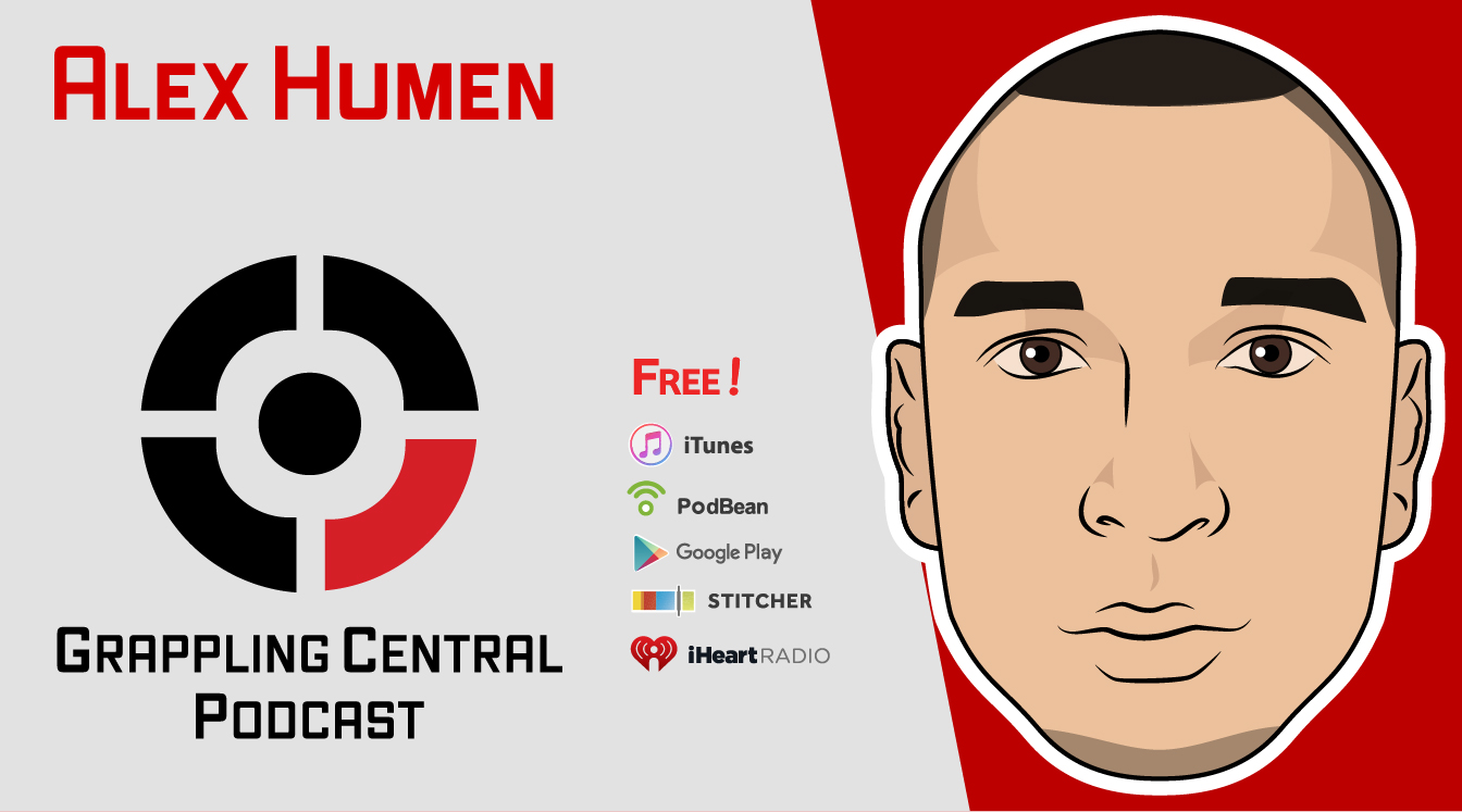 episode 323 alex humen the grappling central podcast